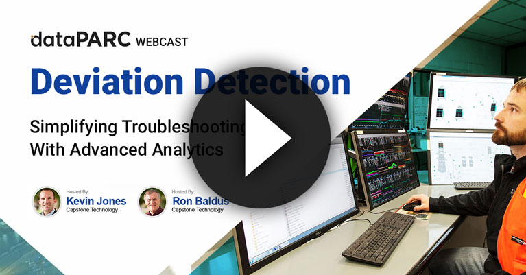 deviation detection webinar signup